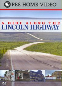 Ride Along the Lincoln Highway - (Region 1 Import DVD)
