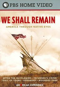 American Experience:We Shall Remain - (Region 1 Import DVD)