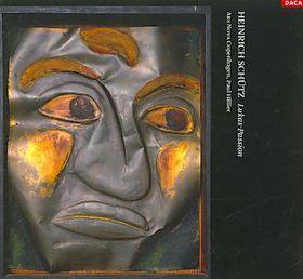 Schutz: Lukas Passion - Ars Nova Copenhagen/hillier (CD)