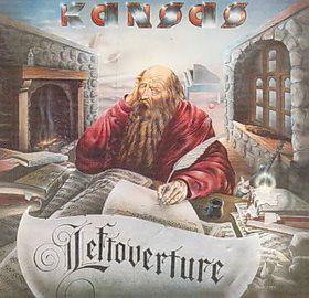 Kansas - Leftoverture (CD)