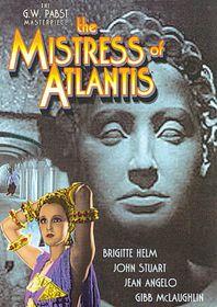 Mistress of Atlantis - (Region 1 Import DVD)