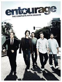 Entourage:Complete Fifth Season - (Region 1 Import DVD)