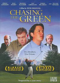Chasing the Green - (Region 1 Import DVD)