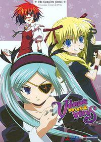 Venus Versus Virus:Complete Box Set - (Region 1 Import DVD)