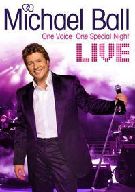 Michael Ball: Live - One Voice - (Import DVD)