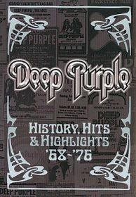 History Hits & Highlights 1968-1976 - (Region 1 Import DVD)