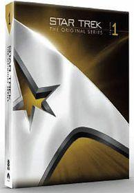 Star Trek - The Original Series - Season 1 (Remastered) - (DVD)