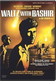 Waltz with Bashir - (Region 1 Import DVD)