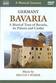 Bruch/Weber:Musical Journey Bavaria a - (Region 1 Import DVD)