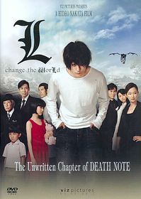 Death Note:L Change the World - (Region 1 Import DVD)
