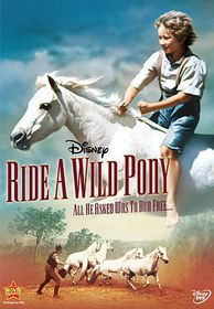 Ride a Wild Pony - (Region 1 Import DVD)