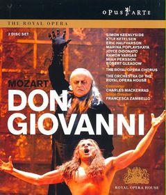 Mozart / Keenlyside / Didonato / Vargas / Mackerra - Don Giovanni (2pc) / (ws Sub) (Blu-Ray)