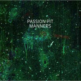 Passion Pit - Manners (CD)