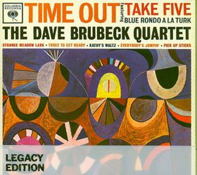 Brubeck Dave - Time Out (Legacy Edition) (CD + DVD)