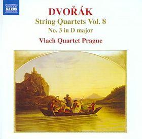 Dvorak: String Quartets Vol 8 - String Quartets - Vol.8 (CD)