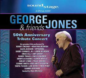 George Jones:Conert Tribute to George - (Region 1 Import DVD)
