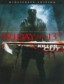 Friday the 13th:Killer Cut - (Region 1 Import DVD)