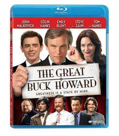 Great Buck Howard - (Region A Import Blu-ray Disc)