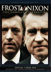 Frost and Nixon - Watergate Interviews - (Import DVD)