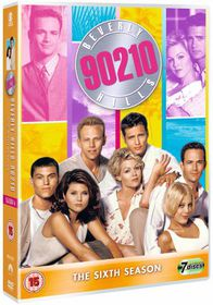 Beverly Hills 90210: Series 6 - (Import DVD)