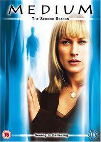 Medium: Season 2 - (Import DVD)