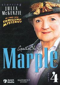 Agatha Christie's Marple Series 4 - (Region 1 Import DVD)