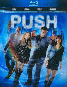 Push - (Region A Import Blu-ray Disc)