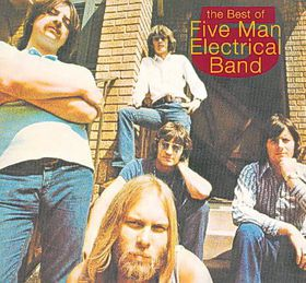 Best of the Five Man Electrical Band - (Import CD)