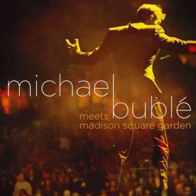 Michael Buble Meets Madison Square Ga - (Import CD)