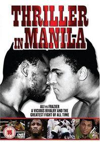 Thrilla in Manila - (Import DVD)