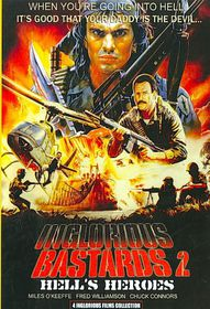Inglorious Bastards 2/Bridge to Hell - (Region 1 Import DVD)