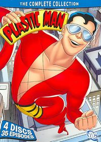 Plastic Man:Complete Collection - (Region 1 Import DVD)