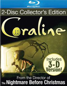 Coraline - (Region A Import Blu-ray Disc)