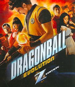 Dragonball Evolution:Z Edition - (Region A Import Blu-ray Disc)