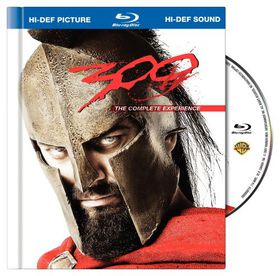 300:Complete Experience - (Region A Import Blu-ray Disc)