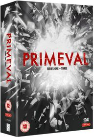 Primeval: Series 1-3 - (Import DVD)