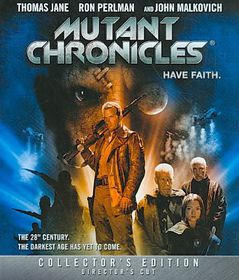 Mutant Chronicles - (Region A Import Blu-ray Disc)