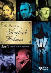 Rivals of Sherlock Holmes Set 1 - (Region 1 Import DVD)