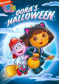 Dora and Diego Celebrate Halloween - (Region 1 Import DVD)