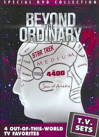 TV Sets:Beyond the Ordinary - (Region 1 Import DVD)