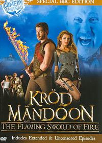 Krod Mandoon and the Flaming Sword of - (Region 1 Import DVD)