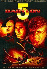 Babylon 5:Comp First Ssn - (Region 1 Import DVD)