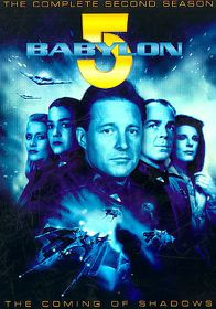 Babylon 5:Comp Second Ssn - (Region 1 Import DVD)
