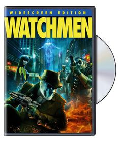 Watchmen (Theatrical Edition- Widescreen) - (Region 1 Import DVD)