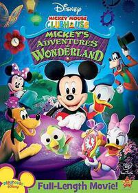 Mickey's Adventures in Wonderland - (Region 1 Import DVD)