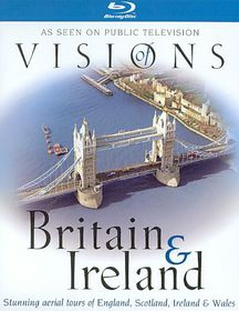 Visions of Britain & Ireland - (Region A Import Blu-ray Disc)