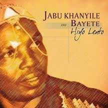 Jabu Khanyile & Bayete - Hiyo Lento (CD)