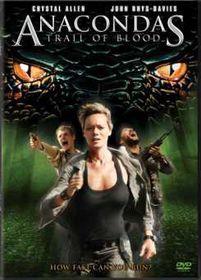 Anaconda 4: Trail Of Blood (DVD)