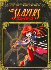 Slayers:Seasons 1-3 - (Region 1 Import DVD)