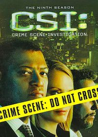 CSI:Crime Scene Investigation:Ninth Season - (Region 1 Import DVD)